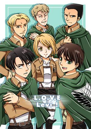 LOVE Levi-cover