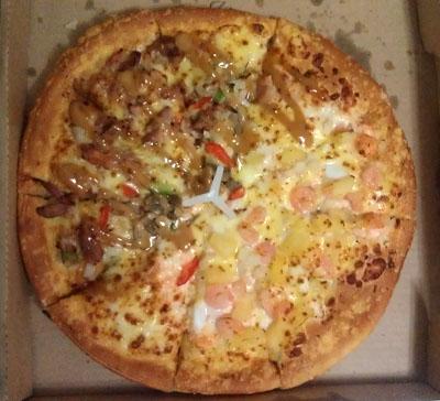 母親節晚餐-pizza2