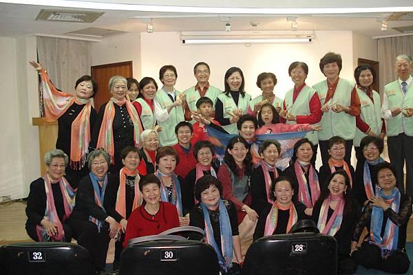 2009文山樂齡中心竹板快書班
