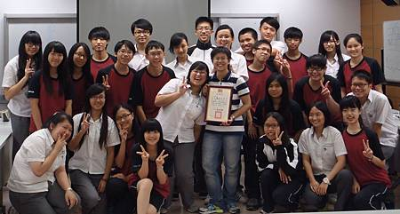 2014麗山高中廣播社