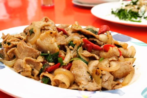 泰雅風味餐
