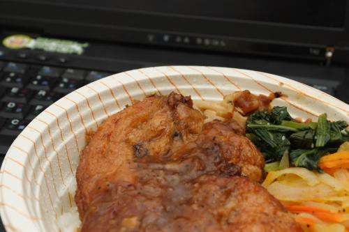 黑胡椒豬排