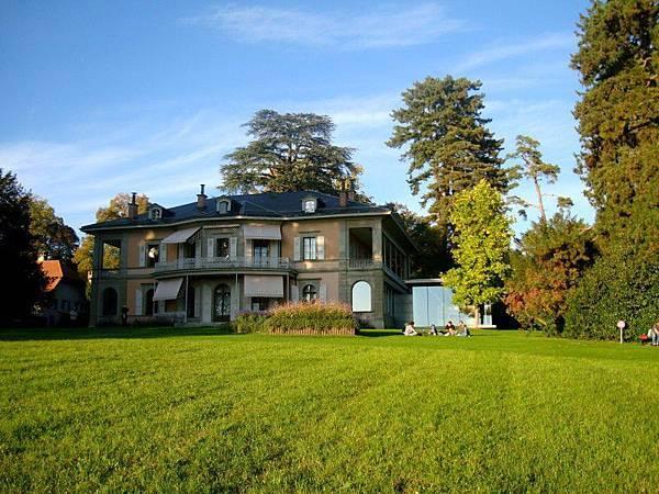 l'Hermitage, Lausanne '11
