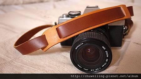 牛皮相機肩帶