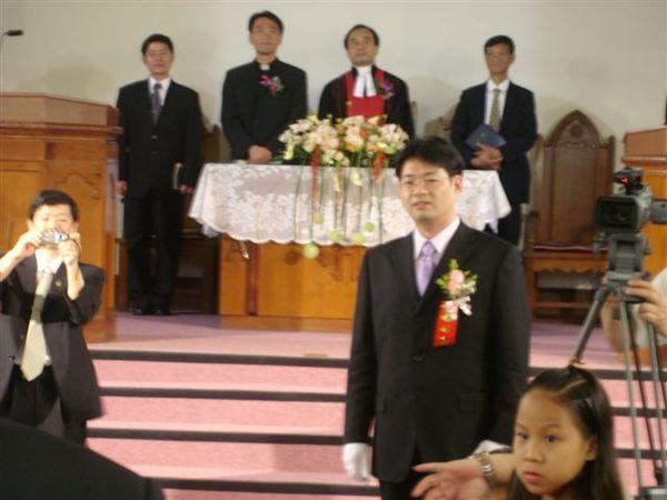 新娘快到快到了啦