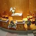 忠治教會內部