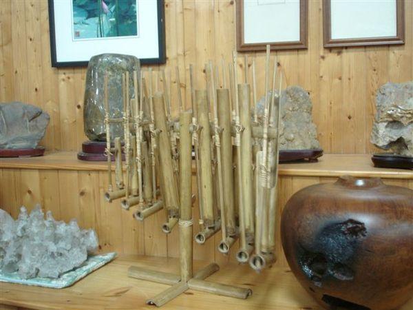 印尼的竹琴