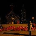 夜晚的禮拜堂