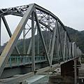 大甲溪舊鐵橋