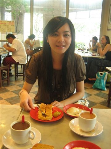 亞坤的早餐