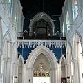 聖安德烈教堂內部