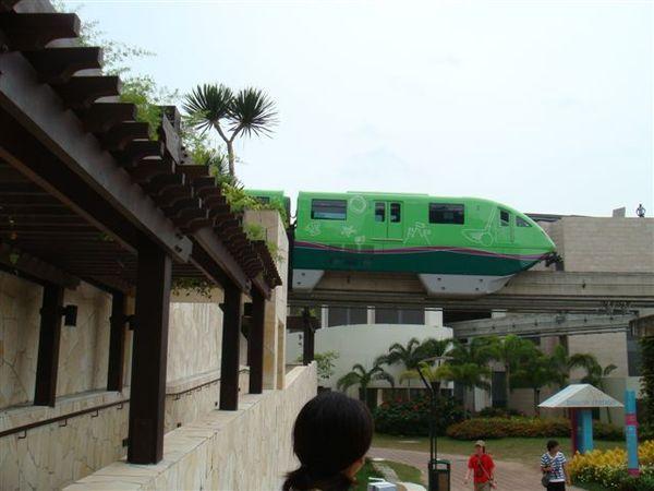可愛的列車