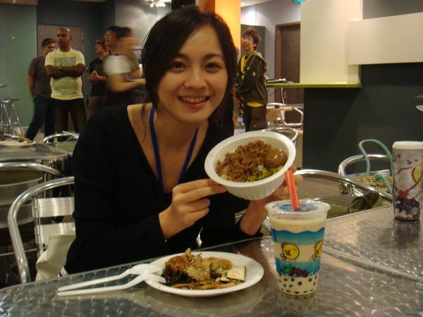 很開心的台灣味