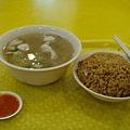 食物賞~豬什湯&芋頭飯