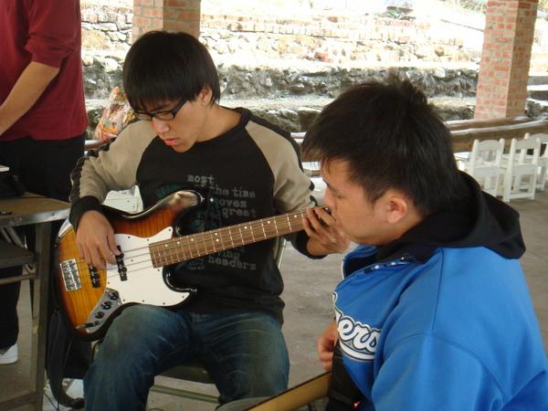 吉他&Bass手