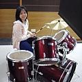 可愛的鼓手