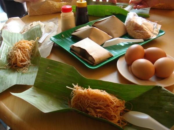 馬來西亞傳統早餐