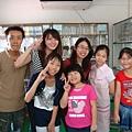 兒童小組分享