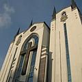超級大的鳳山教會