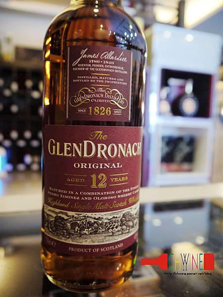 GlenDronach格蘭多納12年_01