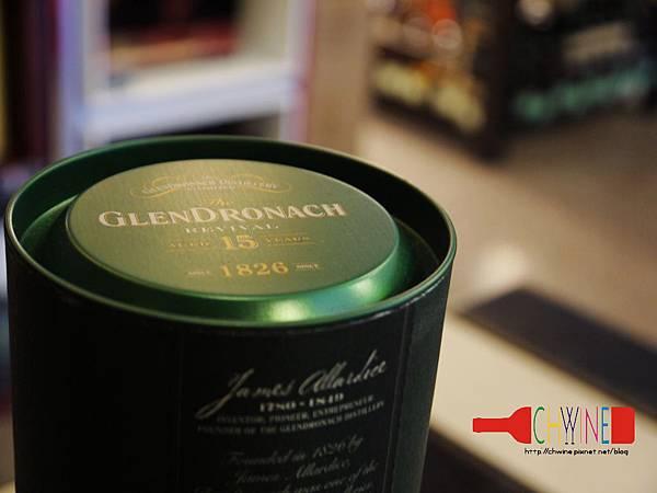 GlenDronach格蘭多納15年_02