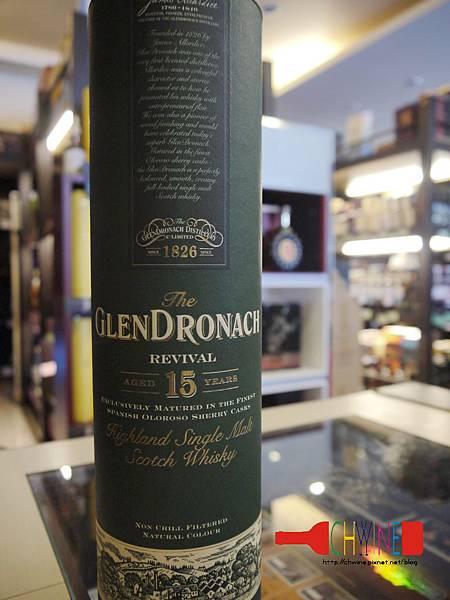 GlenDronach格蘭多納15年_03
