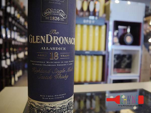 GlenDronach格蘭多納18年_03