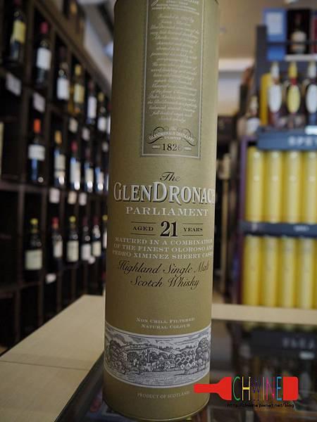 Glendronach 格蘭多納21年_02