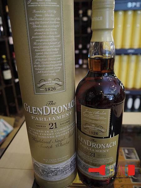 Glendronach 格蘭多納21年_05