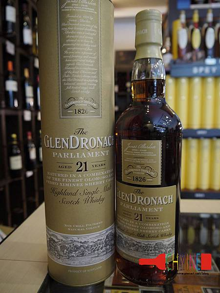 Glendronach 格蘭多納21年_06
