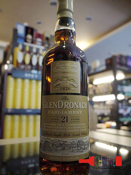Glendronach 格蘭多納21年_08