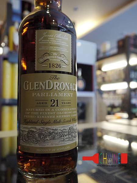 Glendronach 格蘭多納21年_10