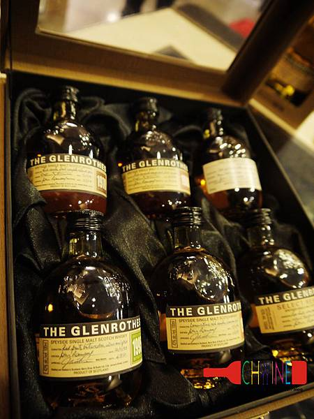 Glenrothes格蘭露斯小樣酒六入_02