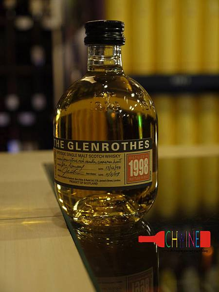 Glenrothes格蘭露斯小樣酒六入_05