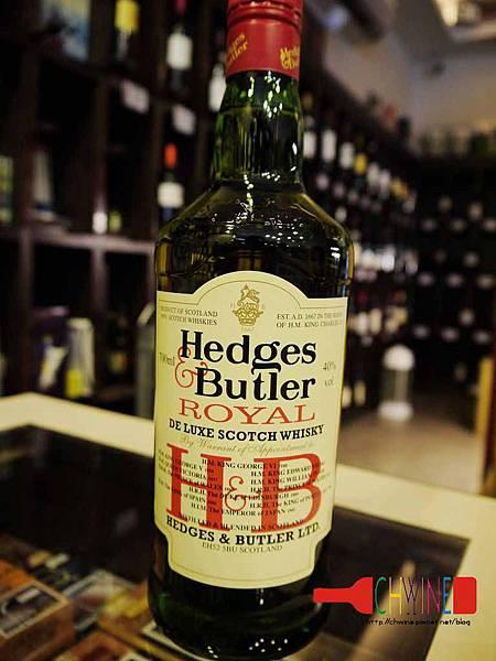 HB皇家威士忌
