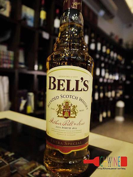 貝爾威士忌