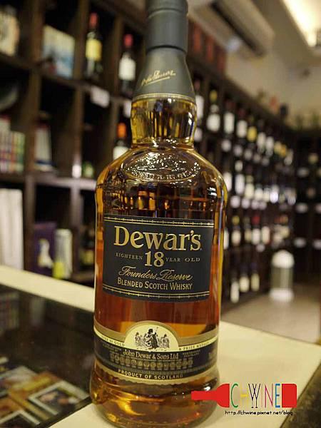 帝王18年威士忌