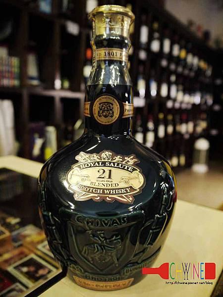 皇家禮炮21年威士忌