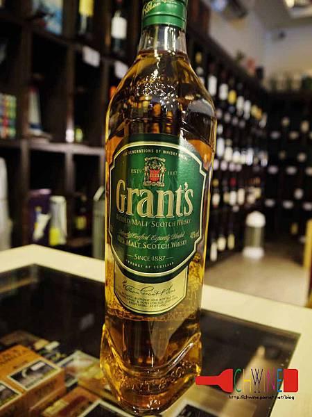 格蘭純麥威士忌