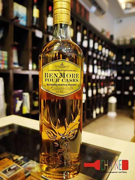 班摩威士忌