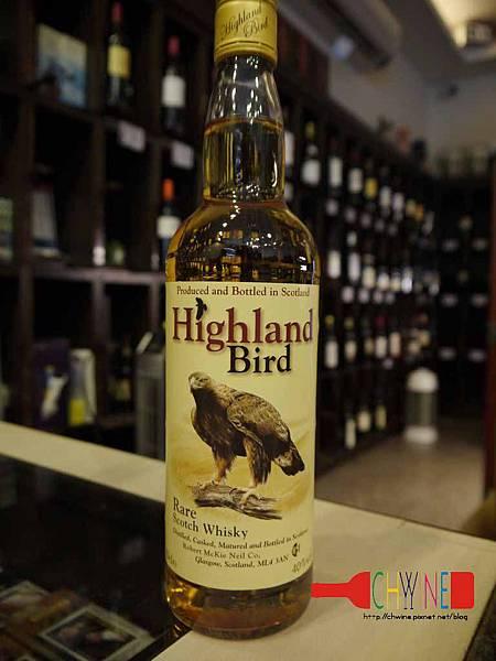 高地金鶯威士忌