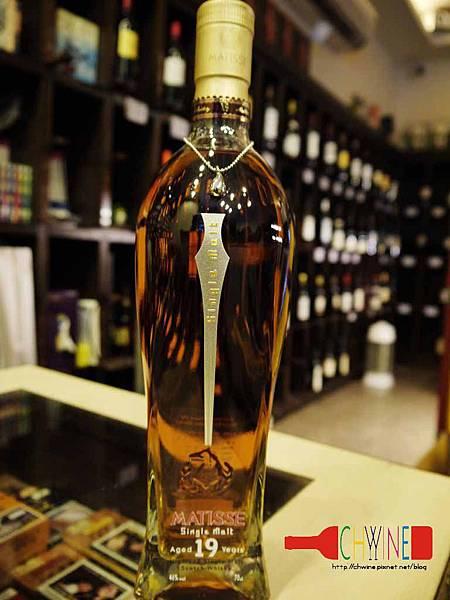 馬諦氏19年單一麥芽威士忌
