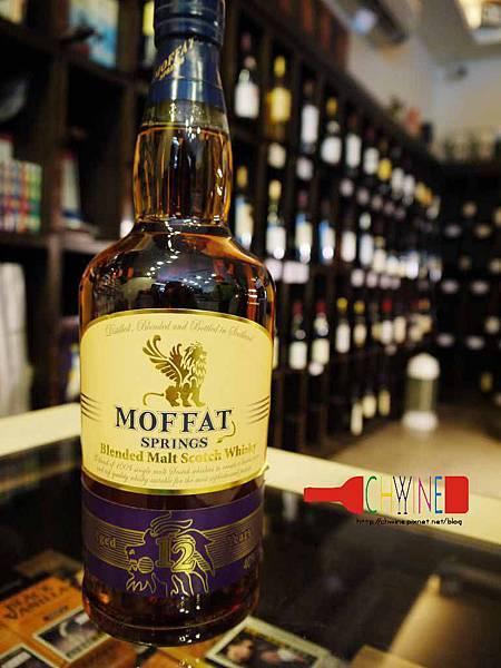 莫菲特典藏12年威士忌