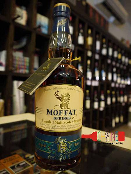 莫菲特精緻典藏15年純麥威士忌