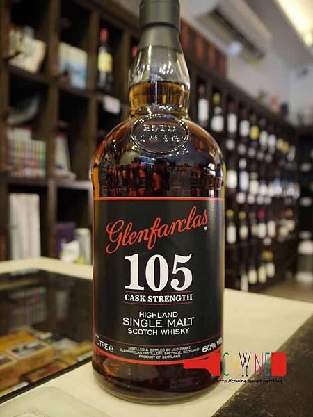 格蘭花格105原酒