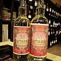 金門地區專用五十八度粉紅高粱酒