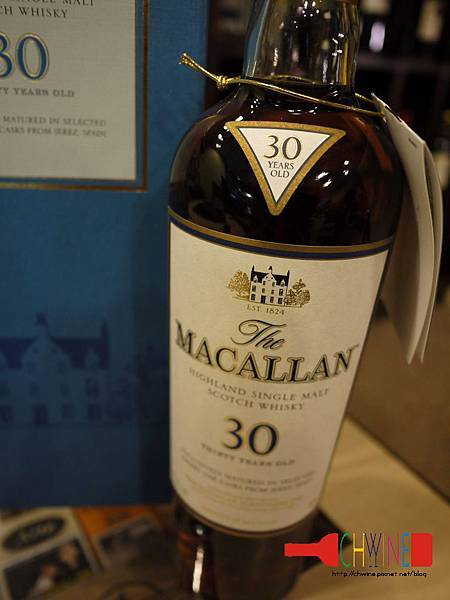 麥卡倫30