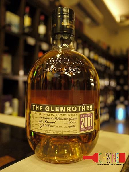 Glenrothes格蘭路思 2001_05