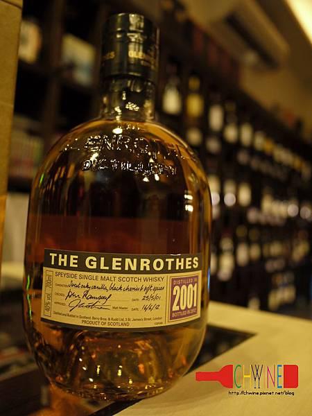 Glenrothes格蘭路思 2001_08