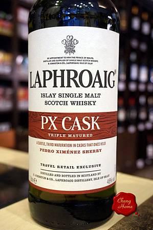 Laphroaig PX桶(標)